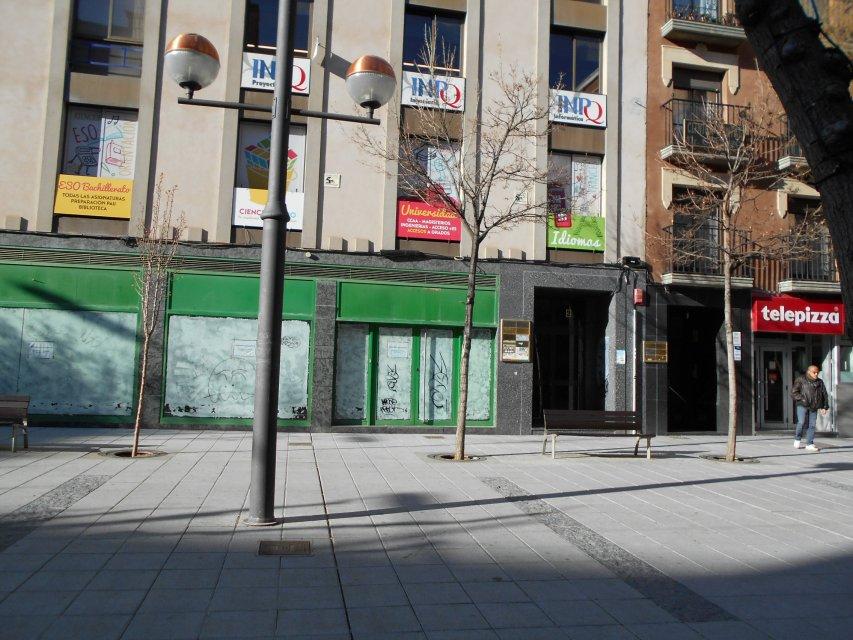 Comprar garaje en plaza concepci n arenal en huesca - Comprar plaza de garaje ...